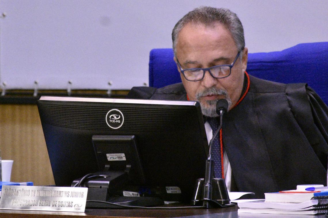 Após resultado de auditoria, Procurador-Geral recomenda aplicação de multa e devolução de R$ 2 mil