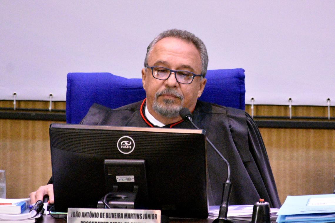 MP de Contas emite opinião em consulta formulada pelo Governador em conjunto com outras autoridades
