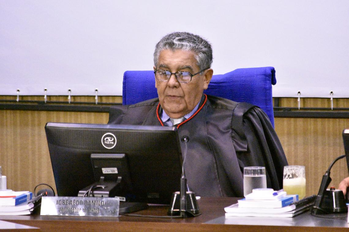 Em sessões das câmaras virtuais Procurador apresenta 26 pareceres
