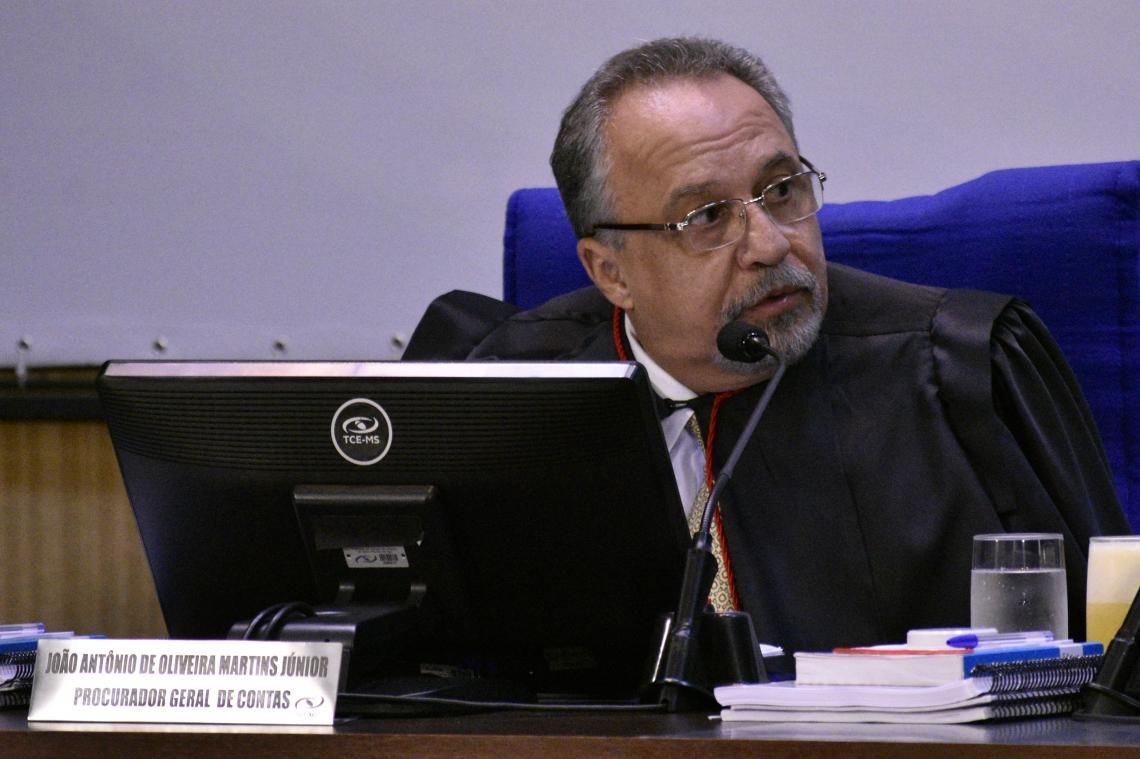 Procurador opina por irregularidade em prestação de contas do município de Selvíria