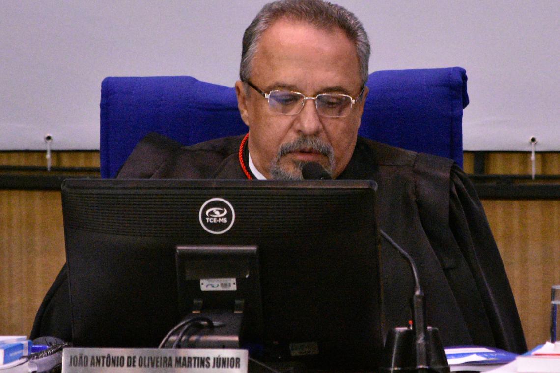 Procurador Ajunto de Contas mantém pareceres apresentados nas sessões virtuais das Câmaras