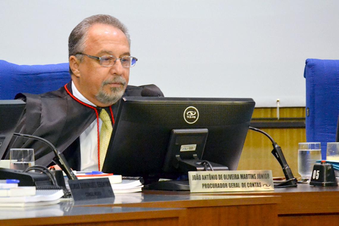 MP de Contas manifesta-se em 28 pareceres nas sessões da 1ª e 2ª Câmaras virtuais