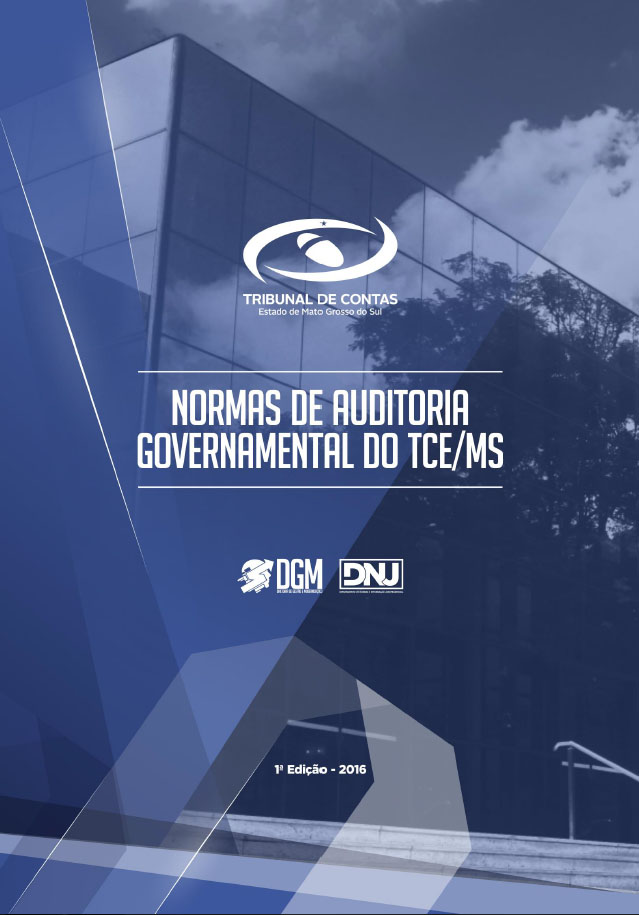 Normas de Auditoria Governamental do TCEMS